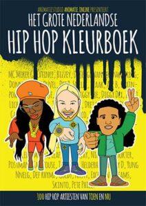 hip hop kleurboek